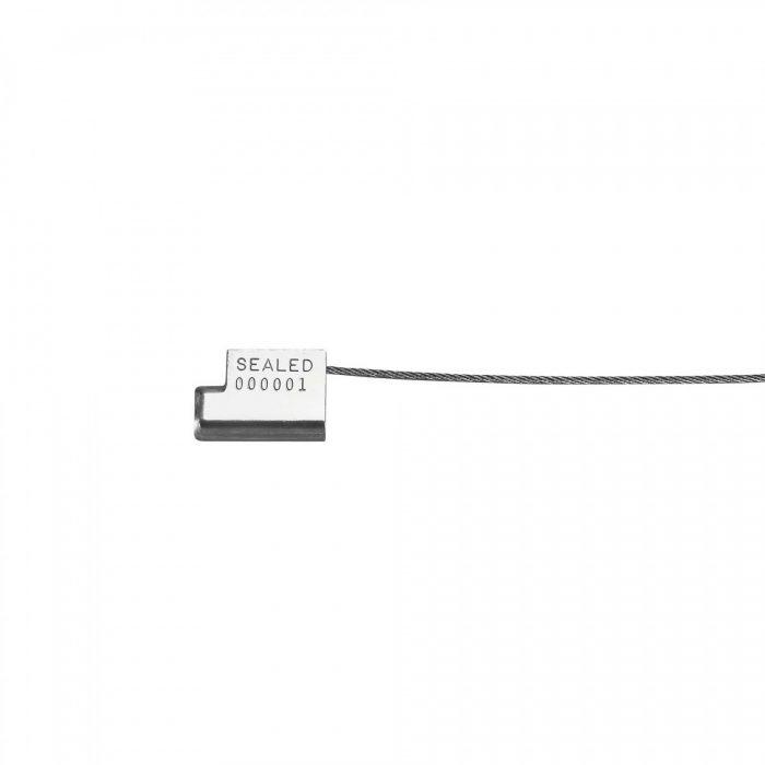 5001-C2 Cable de acero ajustable