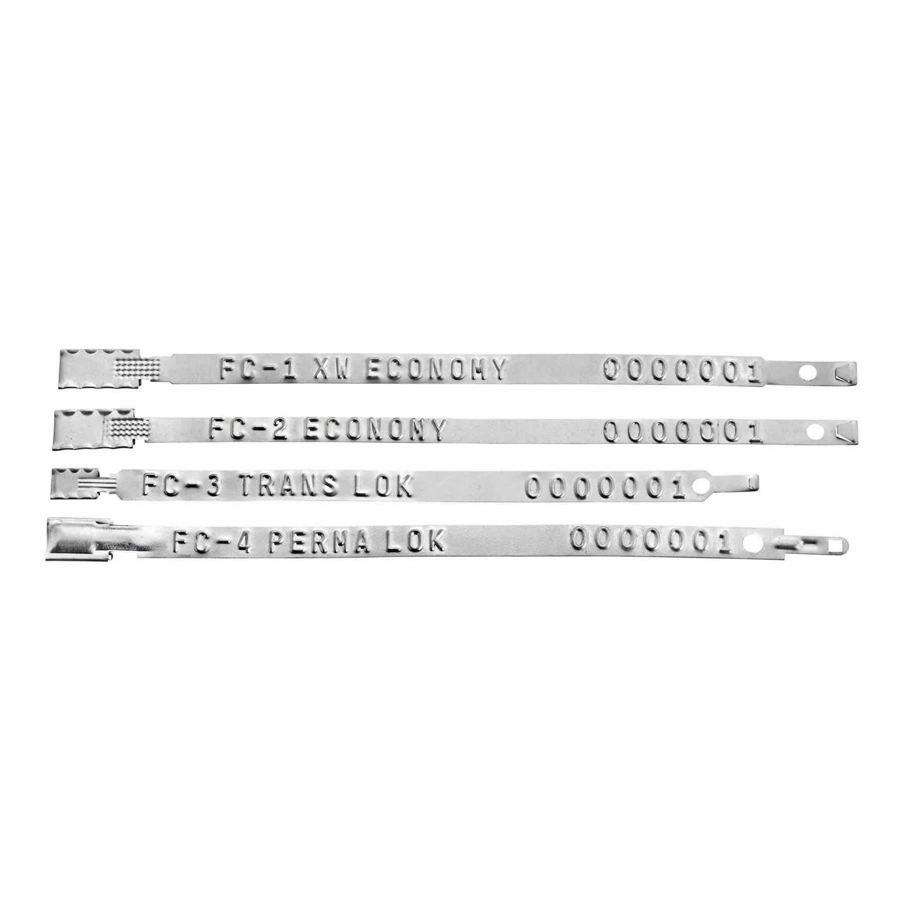 6001 Cinturón metálico FC